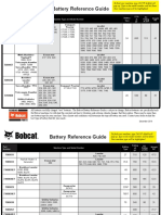 SM-Bobcat 630, 631, 632 Skid Steer Loader Service Repair Manual