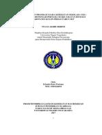 PELAKSANAAN PROGRAM USAHA KESEHATAN SEKOLAH ( UKS ) DI SEKOLAH MENENGAH PERTAMA SE-KECAMATAN SENT.pdf