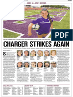 All-State Girls Soccer