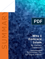 Why I Embrace Islam