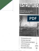 Revista Técnica de Construções Estrutura Prof. Aderson 107
