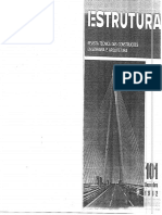 Revista Técnica de Construções Estrutura Prof. Aderson 101