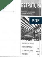 Revista Técnica de Construções Estrutura Prof. Aderson 106
