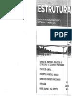 Revista Técnica de Construções Estrutura Prof. Aderson 115