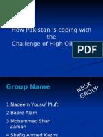 Oil Prices Takes Steam Out of Pakistan's Economy