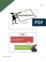 4_Audit Qualité Interne 2018-19.