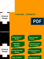 Retailer Channel Design