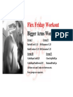Flex Friday Workou1