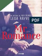 Leisa Rayven - Masters of Love 01 - Mr. Romance  (Oficial).pdf