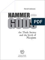 Luhrssen - Hammer of the Gods; The Thule Society and the Birth of Nazism (2012)