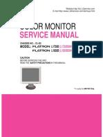 LG monitor L1730BSNHN L1930BSNHN - chassis CL-83