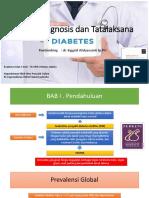 Prinsip vvDiagnosis Dan Tatalaksana Dm
