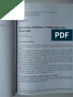 06 - Estrutura Atômica e Molecular Dos Materiais
