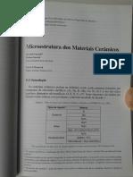 11 - Microestrutura Dos Materiais Cerâmicos