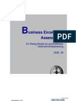 Detecon Opinion Paper Business Excellence Assessment
