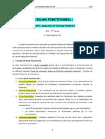 Analyse Du Bilan - Bl Fonctionnel Cours Detaille
