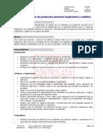 PRO-0083_REV-01 Gestion Elementos de Protección Personal Respiratoria y Auditiva