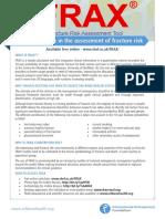 2016 Factsheet FRAX A4