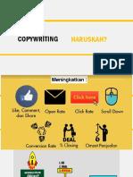 copywriting dasar