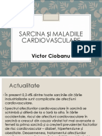 Sarcina Si Maladiile CV