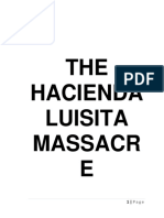 HACIENCA LUISITA MASSACRE CASE.docx
