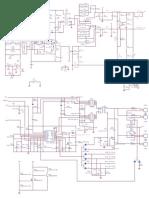 LCD POWER + INVERTER - AIP-0192 - LD7577 , TA9687GN