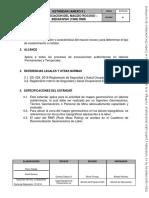 EY-PTO-015 Clasificación Macizo Rocoso Bieniawski RMR