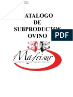 CATALOGO subproductos ovino.doc