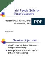 Powerful Leadership Skills