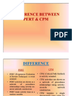 DIFFERENCE BETWEEN PERT & CPM.pdf