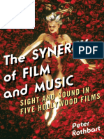 Peter Rothbart - The Synergy of Film and Music_ Sight and Sound in Five Hollywood Films-Scarecrow Press (2012).pdf