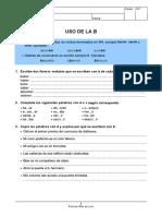 Ortografia Tema 7 Lengua