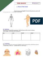 The Body - Nursing (1)