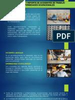 Investigación y Reporte de Accidentes de Trabajo
