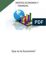 Fundamentos Economia y Finanzas