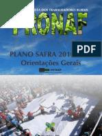 Cartilha PRONAF 2010 (Melhor Qualidade