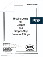 MSS SP-73  2003 Brazing Joints for copper and copper alloy .pdf