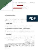 Direito Administrativo I (5f) - Eliane Ferreira.