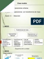 Clase Modelo Operaciones Unitarias Adsorción