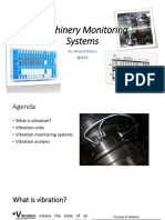 Machinery Monitoring Systems