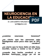 2.-La Neurometematica en Nuestro Tiempo
