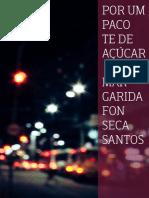 Por Um Pacote de Acucar de Margarida Fonseca Santos
