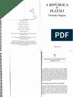Nickolas Pappas Introducao a Republica de Platao CAP 7 Metafísica e Epistemologia.pdf