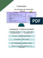 DERMATOLOGIA CORTICOIDES TOPIIICOS