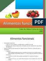 Aula 5 - Alimentos Funcionais