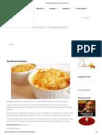 Gratin Dauphinois _ Oba Gastronomia