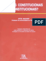 BACHOF, Otto - Normas Constitucionais Inconstitucionais.pdf