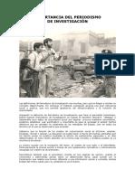 10 Steps Investigative Reporting Spanish