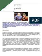 VEGA - Conhecimentos_ Rede Record e a Igreja Universal.
