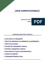 Criptografie computationala